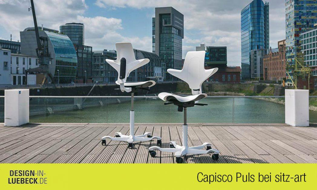Capisco Puls sitz-art Design in Lübeck 2018
