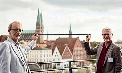 Walter Hermann und Dietrich Eckert Colibri Lübeck