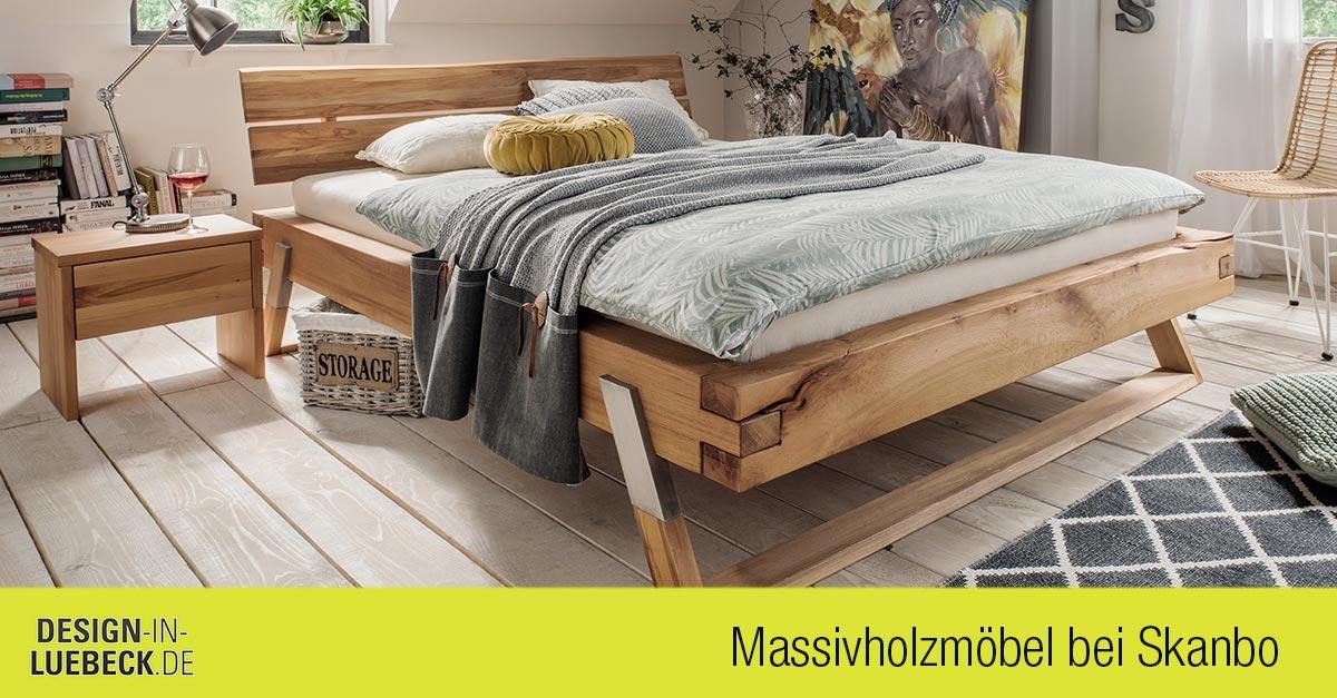 Massivholzmobel Fur Gesundes Wohnen Bei Skanbo Design In