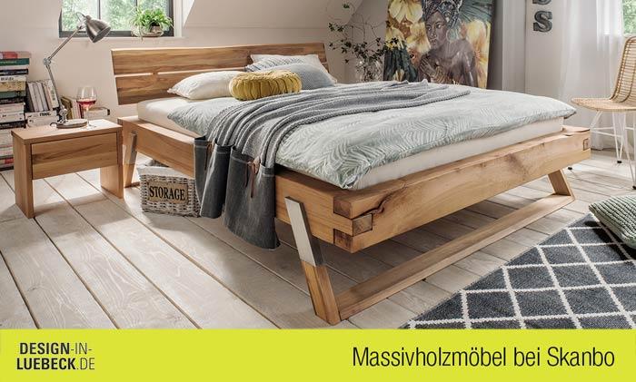 Massivholzmöbel Für Gesundes Wohnen Bei Skanbo Design In Lübeck