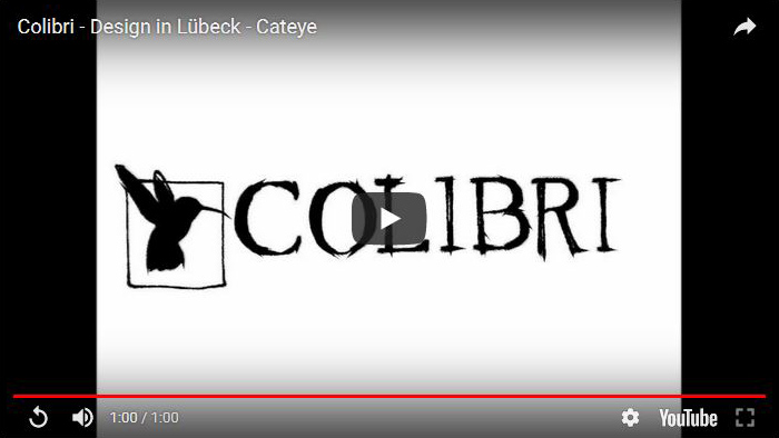 Colibri Lübeck im kreativen Designprozess