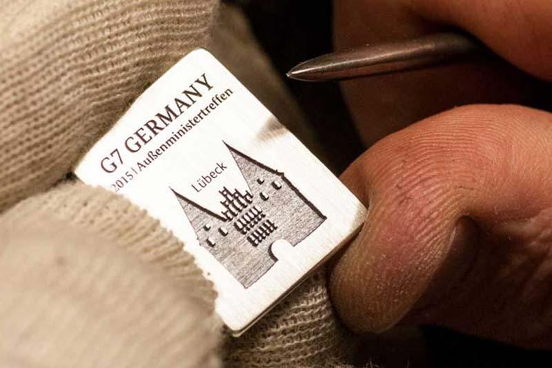 G7 Das kleine KRA Design in Lübeck Herstellung