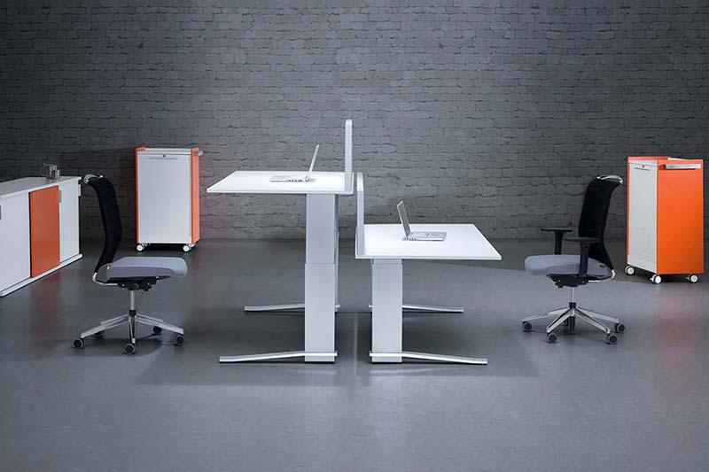 Leuwico iMove C sitzart Lübeck Tisch Design in Lübeck
