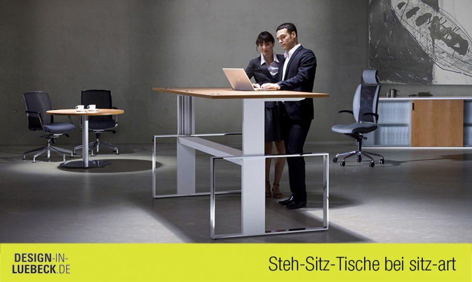 Leuwico iMove F sitzart Lübeck Tisch Design in Lübeck