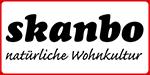 Logo vom Einrichtungshaus Skanbo aus Lübeck
