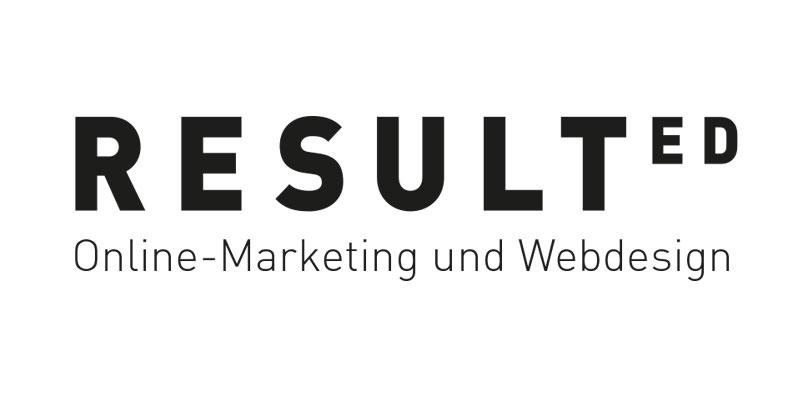RESULTED Online-Marketing Logo