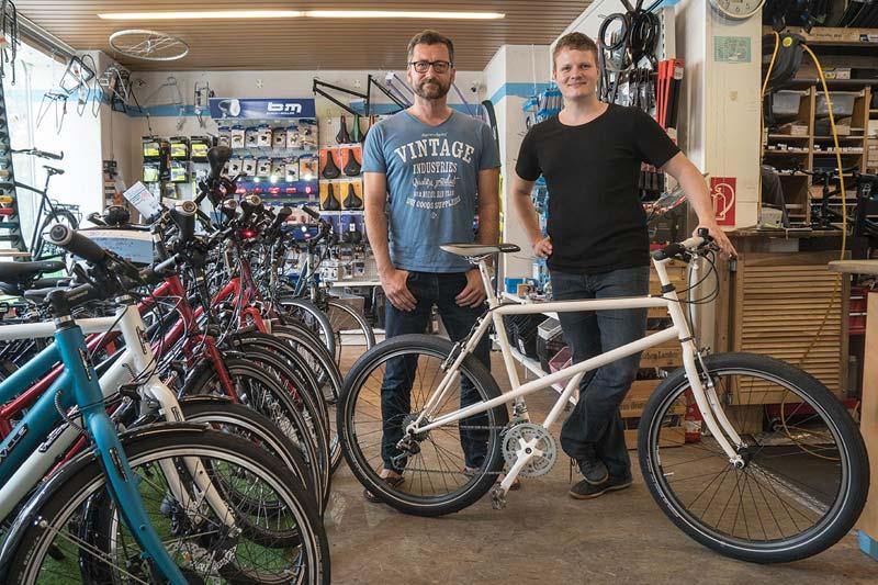 Rückenwind Stefan Neumann Bike