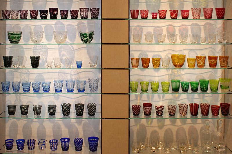 Artemani - Fleischhauerstraße, Lübeck - Ausstellung Rotter Glas