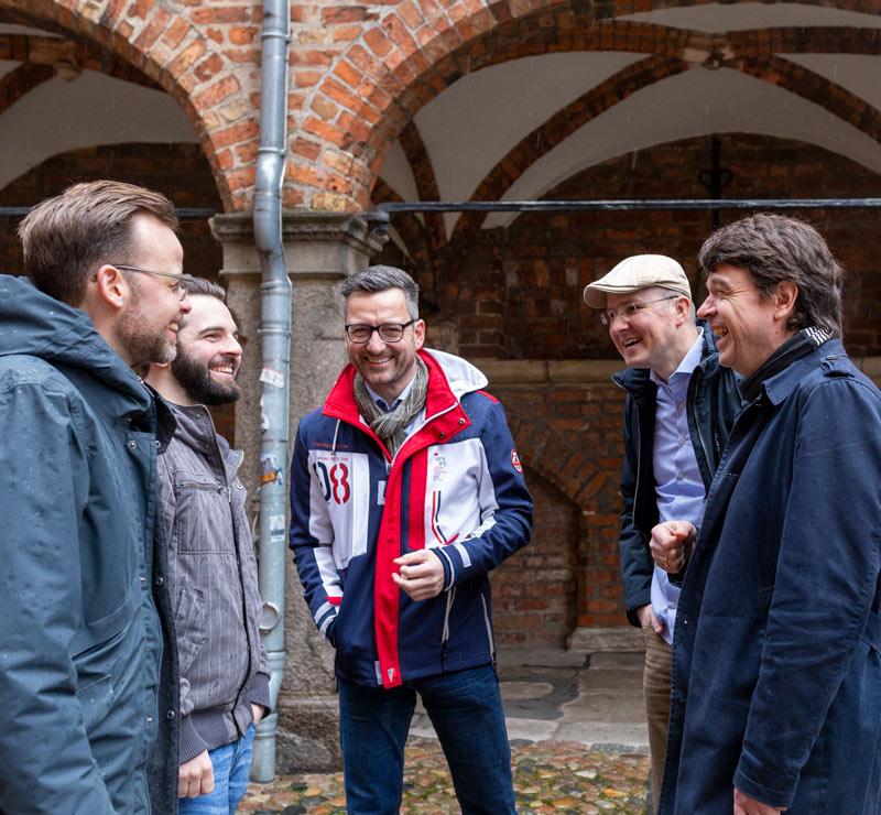Das Team von Resulted Online-Marketing Lübeck