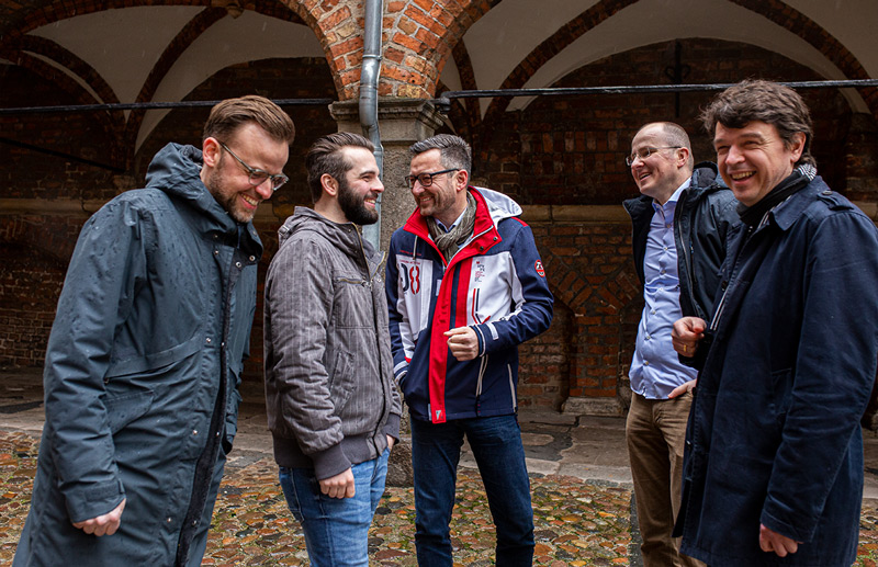 Das Team von Resulted Online-Marketing Lübeck